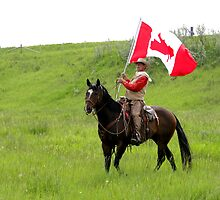 Bar U Ranch II, Canada Day 2010 by Al Bourassa