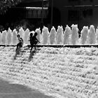 Kids in the Fountain by John Carey