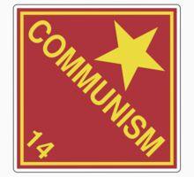 Communism: Hazardous! by glyphobet