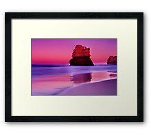 """Gibson's Dawn"" Framed Print"