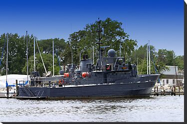 Coast Guard Cutter Badu by starlite811