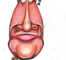 Cartoon No 66 by eruthart