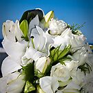 "Anthony and Sandras wedding "" Flowers- The Bridal Bouquet "" by BecQuist"