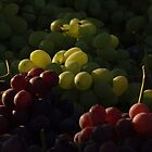 Some Maltese Grapes by Anthony Vella