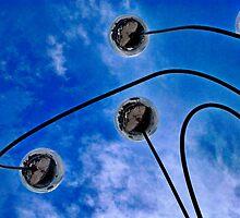 Sky Mirrors by Daniel Freund