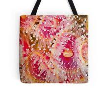 Jewel Anemonies Tote Bag