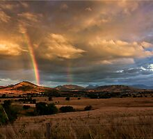 Send me a Rainbow by Kym Howard