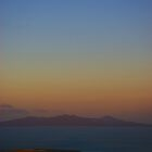 Moon over Magnetic Island by thecaswell