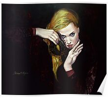 """MAGIE NOIR - from """"Hidden sight"""" series Poster"""