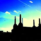 Battersea Power Station by tupat