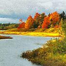 Autumn Splendor  by Alana Ranney