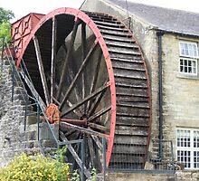 The Water Mill, Pateley Bridge North Yorkshire by monkeyferret