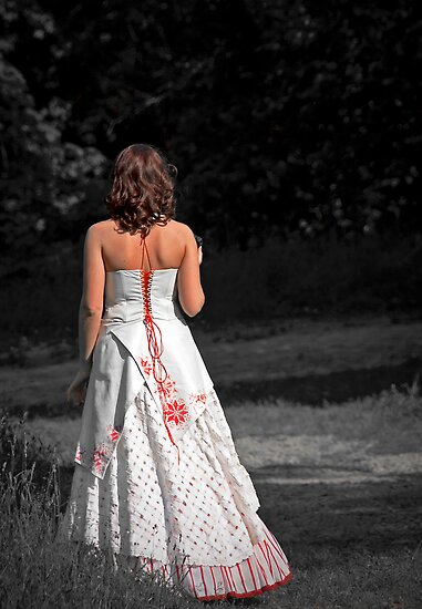 Ukrainian Bride by Evelina Kremsdorf