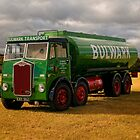 British Lorries by Aggpup