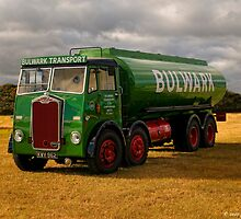 British Lorries by David J Knight