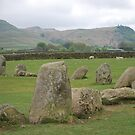 Castlerigg Stone Circle by Cathy Jones