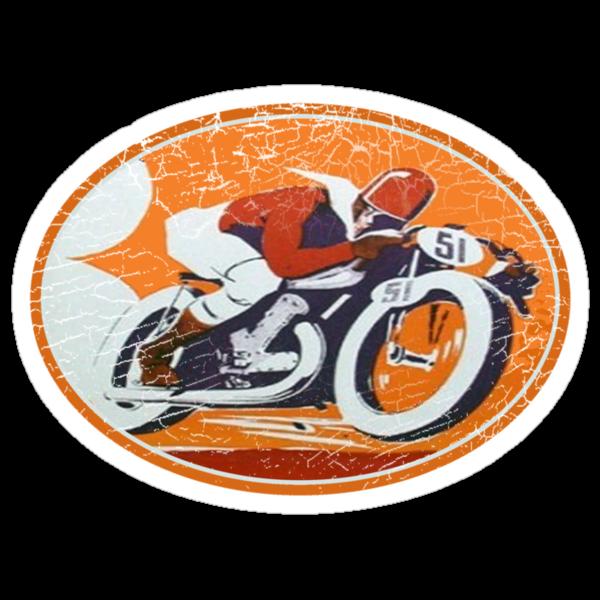 orange rider by redboy