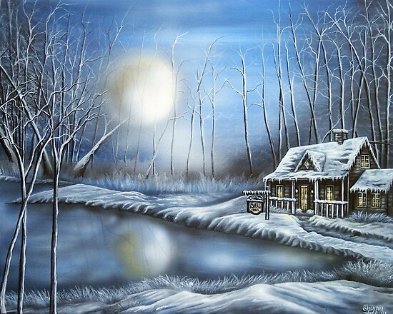 By The Light Of The Moon by Sherry Arthur