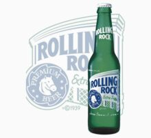 Rolling Rock by Rachel Counts