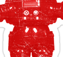 Robby Robot Sticker