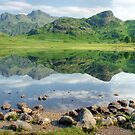 Blea Tarn and the Pikes by VoluntaryRanger