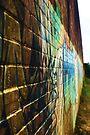 Writing on the Wall by Tam  Locke