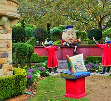 Story Book Garden by Elaine Short