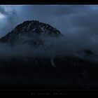 Mt Sauling, The Alps by Ben Walker