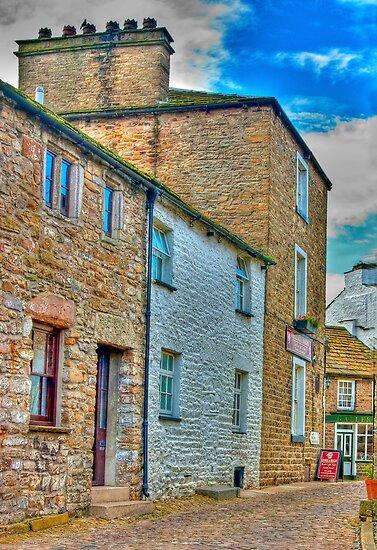 Dent Cottages by Trevor Kersley