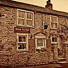 Tea Shop & Village Stores Muker #2 by Trevor Kersley