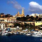 Gozo Harbour  by Edgar023