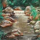 Creekside by Dan Whittemore