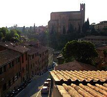 Basilica of San Domenico (Siena) by Hans Bax