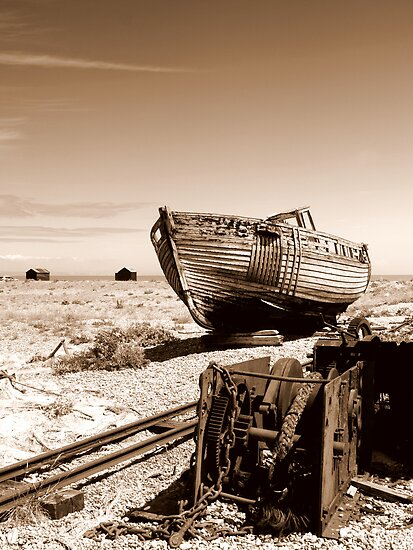 Dungeness Visions 3 by mikebov