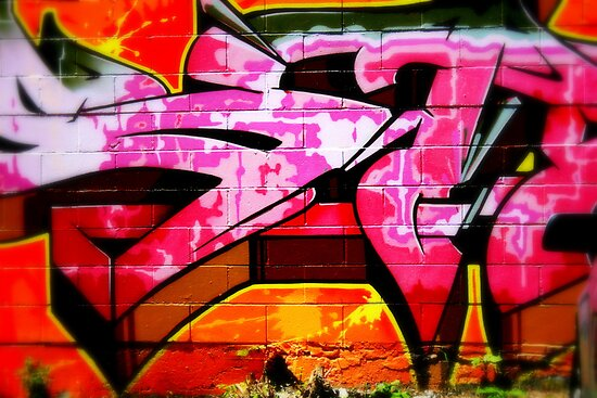 Graffiti Daze by Ash Walani