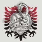 Snake Bird Heart by Zehda