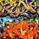 Graffiti Craze 2 by Ash Walani