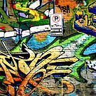 Graffiti Craze 3 by Ash Walani