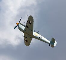 Me 109 Buchon by PhilEAF92