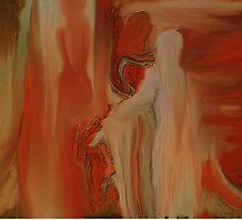 THE  RED SEA .     by Sherri     Nicholas