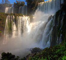 Iguazu Falls, Argentina by Dan Cohen