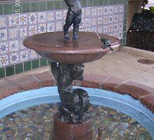 Fountain Fun by BabyBundtCake