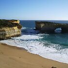Great ocean Rd by Partha Saha