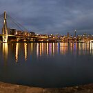 Black wattle  bay by donnnnnny