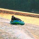 Tubing Fun by Angela Bashline