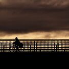 Cycling By by Shannon Mowling