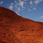 Kata Tjuta - she's really quite spectacular... by Sandy Sutton