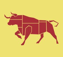 Spanish Bull 2 by Flux