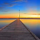 Como Jetty - Western Australia  by EOS20
