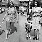 Like Grandma, Like Grandaughter, 65 years later by Daniela Weil